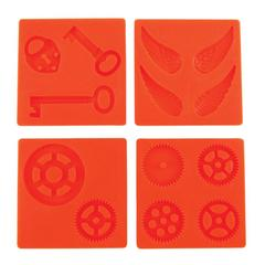 Silicon Casting Molds Steampunk   Assorted Pack