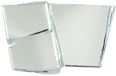 CRAFTER'S CUT MIRROR 1/2 LB BA