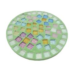 Cobblestones Tiles Lights Mosaic Coasters Free Project Guide