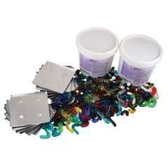 Metal Coaster Kit 12 Pack