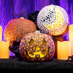 Mosaic Pumpkins Project Guide