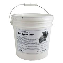 Bone Sanded Grout - 25 LBS