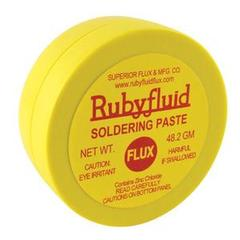 Ruby Paste Flux 2OZ