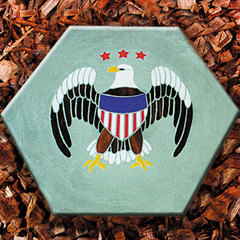 Eagle Stepping Stone
