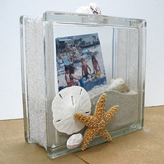 Seaside Shadowbox
