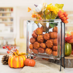 Harvest Blok Centerpiece