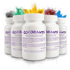 Primary Colorant Assortment 5pc