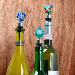 Fused Glass Bottle Stopper Project Guide