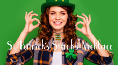 St. Patricks Stacks Necklace Project Guide