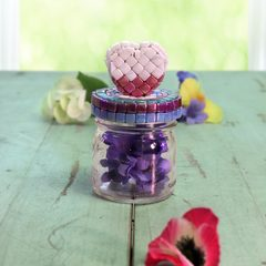 Sweet Heart Jar Project Guide