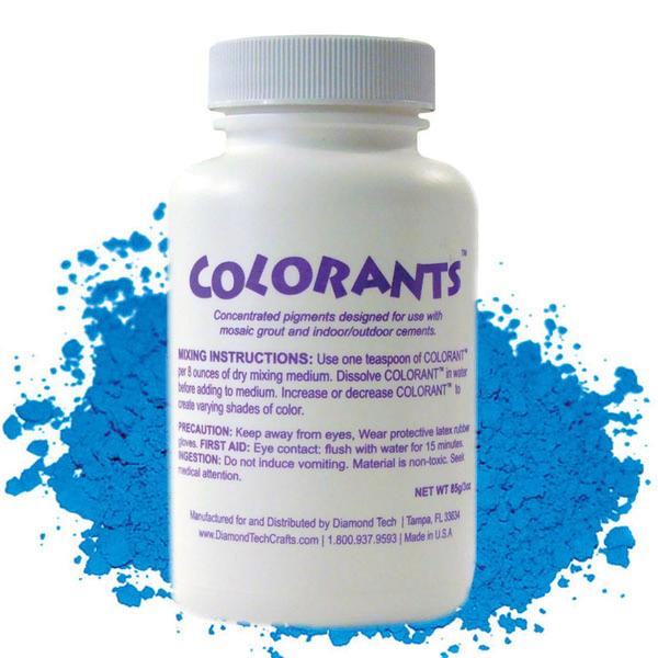 3 Oz Blue Colorant - Diamond Tech Crafts