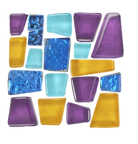 Crafters Cut Mardi Gras Assorment Color Families Diamond Tech Crafts