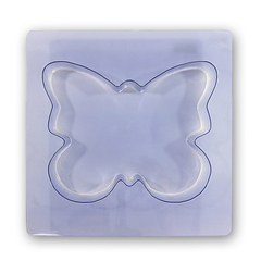 "10"" Butterfly Stepping Stone Mold"