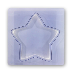 "10"" Star Stepping Stone Mold"