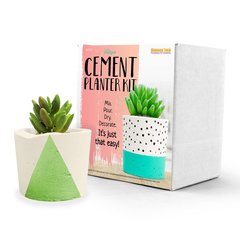 Cement Planter Kit