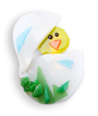 Fused Little Chick Pin Project Guide