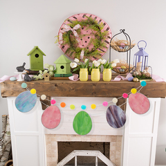 Easter Egg Bunting Project Guide