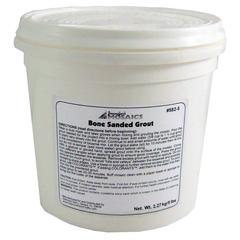 Bone Sanded Grout - 5 LBS