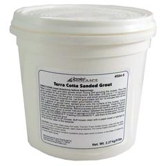Terra Cotta Sanded Grout - 5 LBS