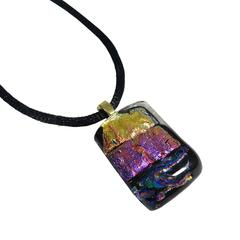 Fused TriColor Dichroic Pendant Project Guide